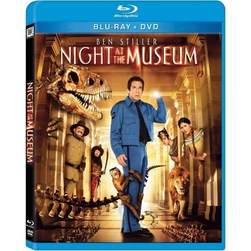 Night At The Museum (Blu-ray + DVD) (With INSTAWATCH) (Widescreen)