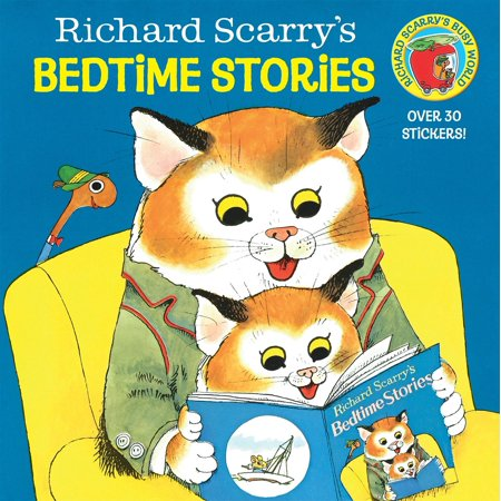 Richard Scarry's Bedtime Stories - Snow White Bedtime Story