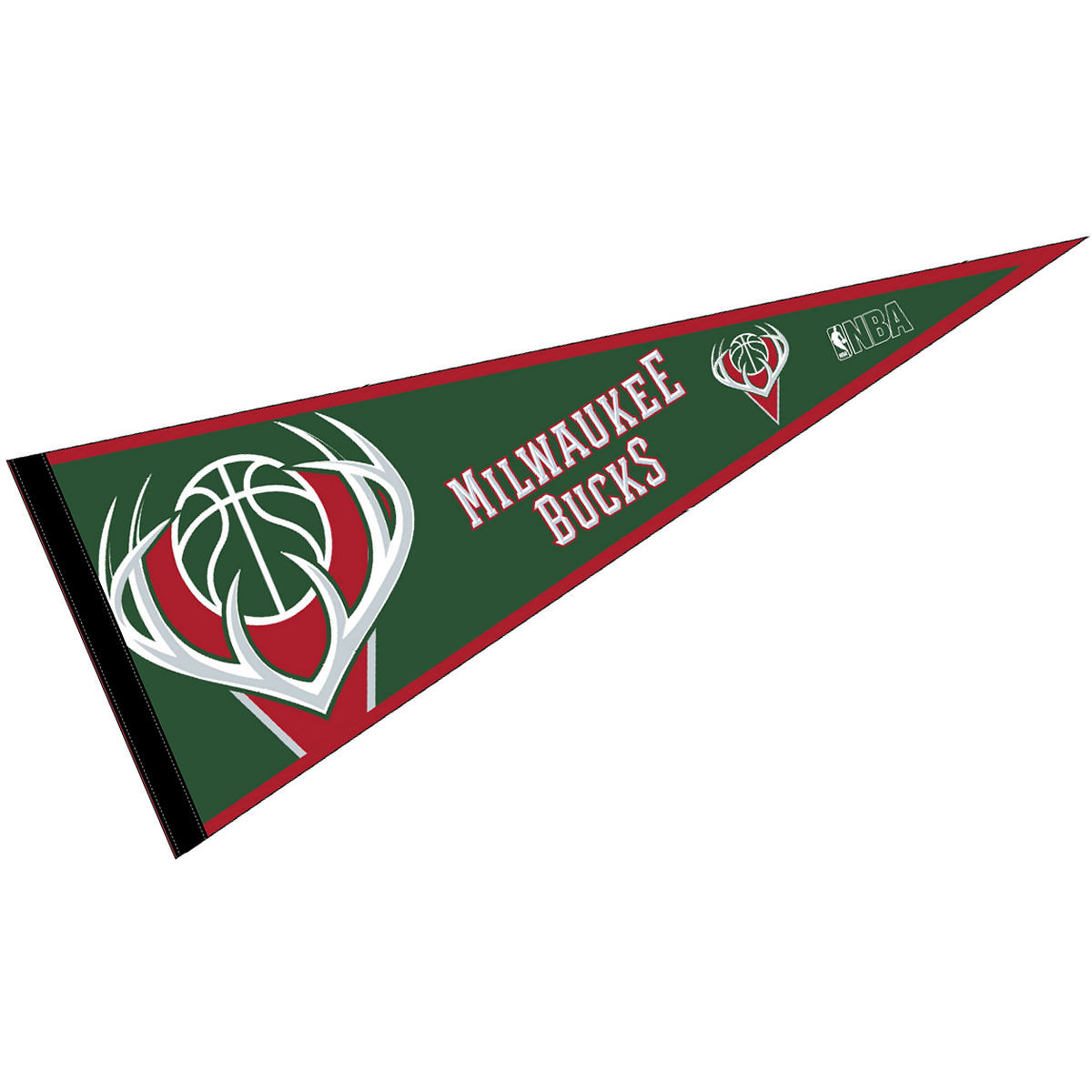 NBA Milwaukee Bucks Full Size Pennant