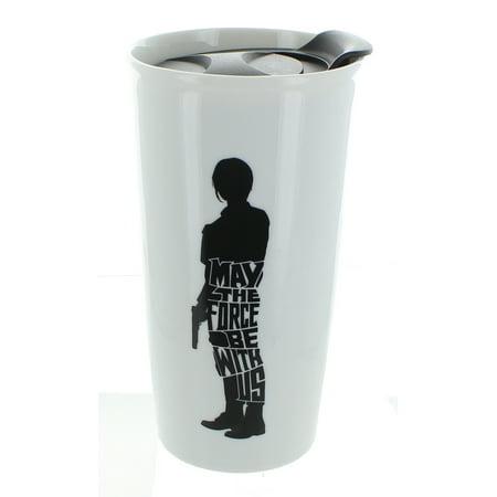 Star Ceramic Travel Mug - Star Wars Jyn Erso