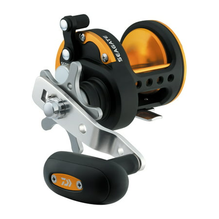 Daiwa Seagate Star Drag Conventional 6.1:1 Right Hand Saltwater Fishing Reel - SGT20H