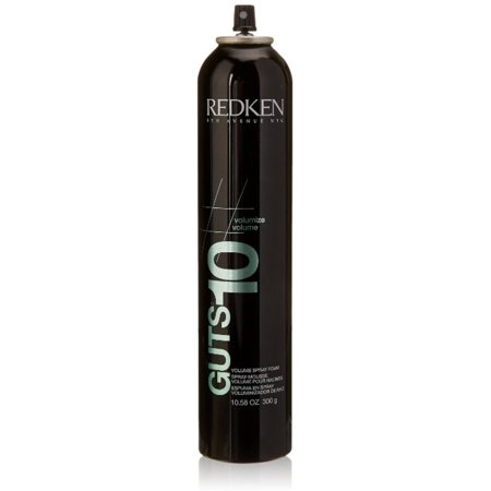 Redken Guts 10 Volume Spray Foam, 10.58 oz (Pack of - Guts 10 Volume Spray Foam