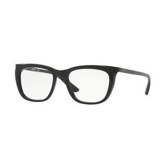 a765d2d3b0 DKNY Women s DY4680 3688 52 Black Square Plastic Eyeglasses ...