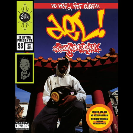 No Need for Alarm [Vinyl] By Del The Funky Homosapien Format: (Del The Funky Homosapien Iller Than Most)