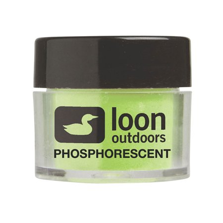 - Loon Outdoors Fly Tying Powder Fly Fishing for Customizing UV Cured Resins