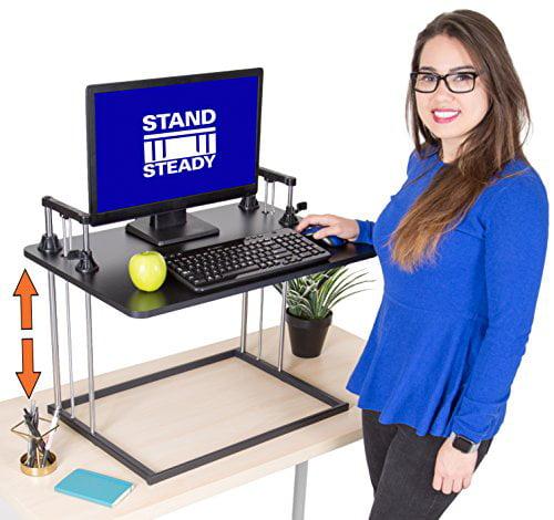The Uptrak Pro Standing Desk Bonus Wellness Guide Sit