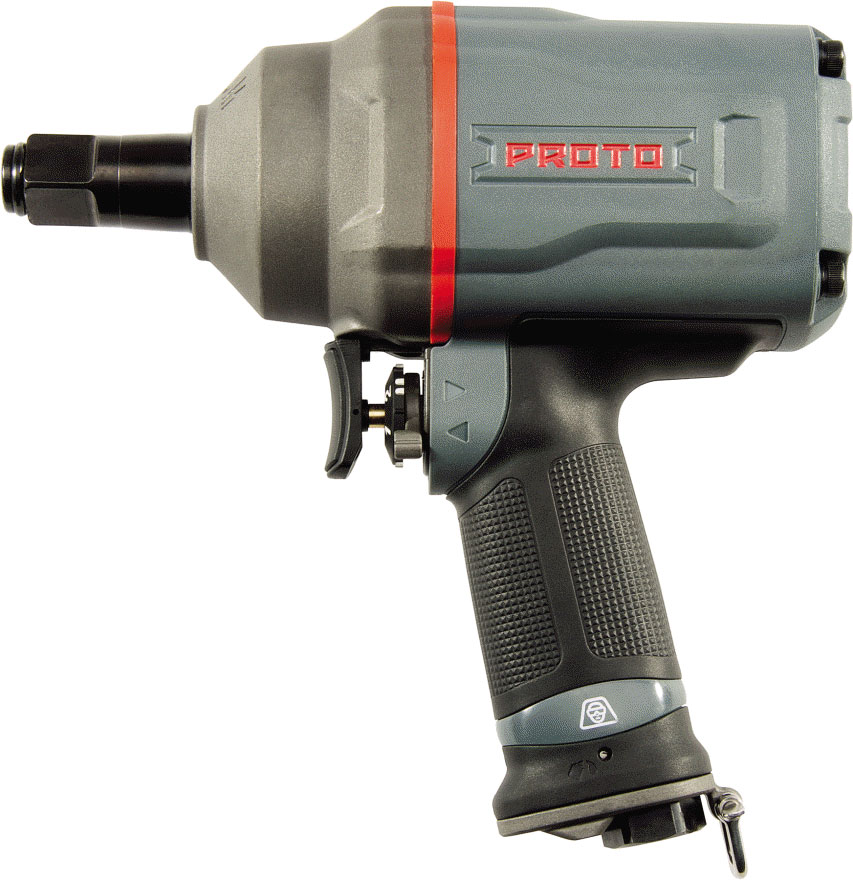 "Proto Tool J175WP 3 4"" Air Impact Wrench Tether Ready by Proto Tool"