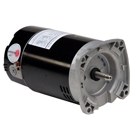 - Emerson Replacement 2.5HP Square Flange Motor Model number EB840