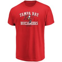 Product Image Men s Majestic Red Tampa Bay Buccaneers Greatness T-Shirt 45a700ee5f7