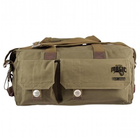 Little Earth Productions 750701-MAGI-1-OLIV Orlando Magic Prospect Weekender Olive by