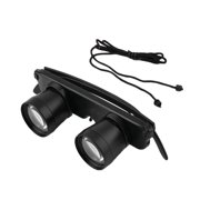 [NEW SALE] 3 In 1 3x28 Magnifier Glasses Style Telescope Outdoor Fishing Optics Binoculars Fishing Game Watching Tackle Device