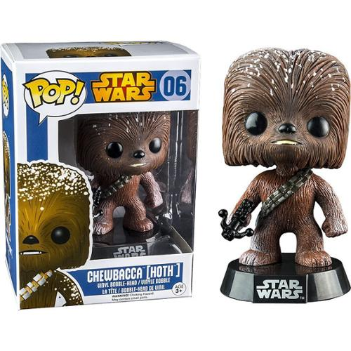 Funko POP! Star Wars Chewbacca Vinyl Bobble Head [Hoth]