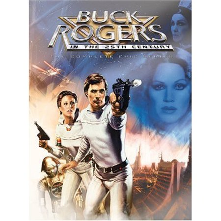 Buck Rogers In The  25th Century: The  Complete Epic Series (Full -