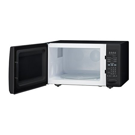 Magic Chef Mcd1611b 1 6 Cubic Feet 1100 Watt Microwave With Digital Touch