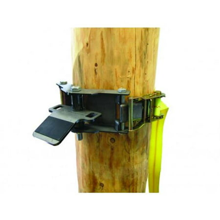 Portable Winch Co. PCA-1269 Tree Mount Winch Anchor with Strap Portable Winch Mount