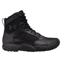 """Under Armour Stellar 8"""" Side Zip Tactical Boots Black 8.5"""