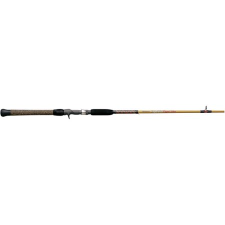 Shakespeare ugly stik tiger lite casting rod bigwater for Shakespeare tiger fishing reel