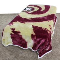 "Florida State Seminoles Super Soft Sherpa Blanket, 63"" x 86"""