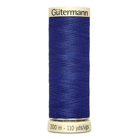 Gutermann Sew-All Brite Navy Thread, 110 Yd.