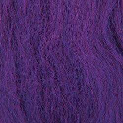 """Wistyria Editions Wool Roving 12"""" .22oz-Grape"""