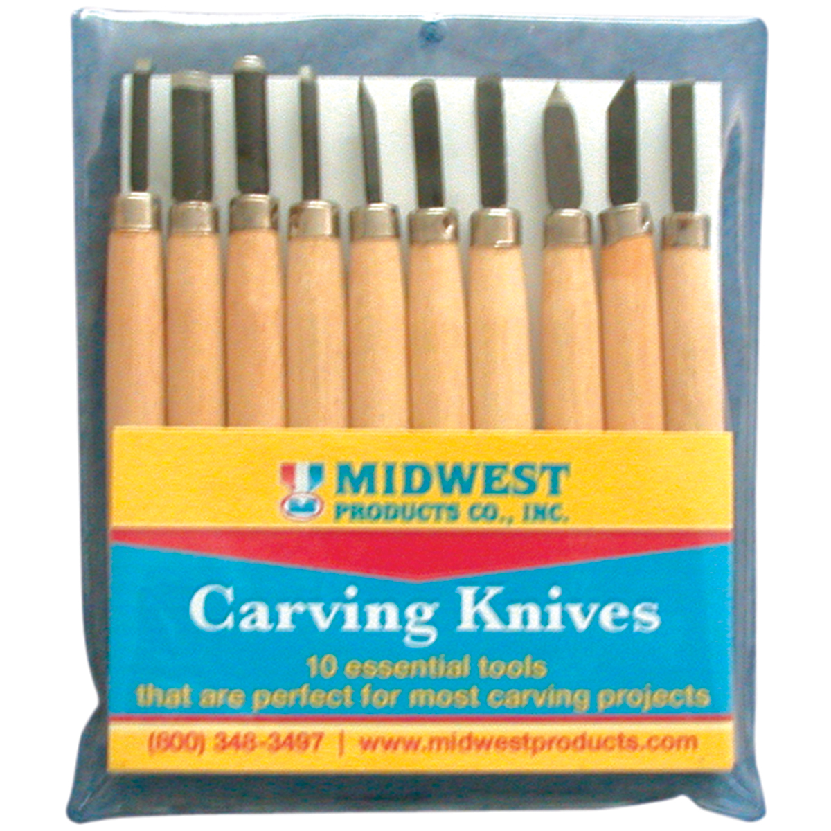 Carving Knife Set-10pcs