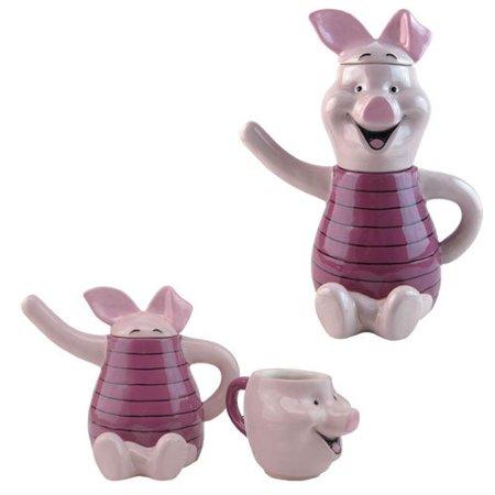 Westland Giftware Piglet Ceramic Tea For One, 75, (Westland Stores)