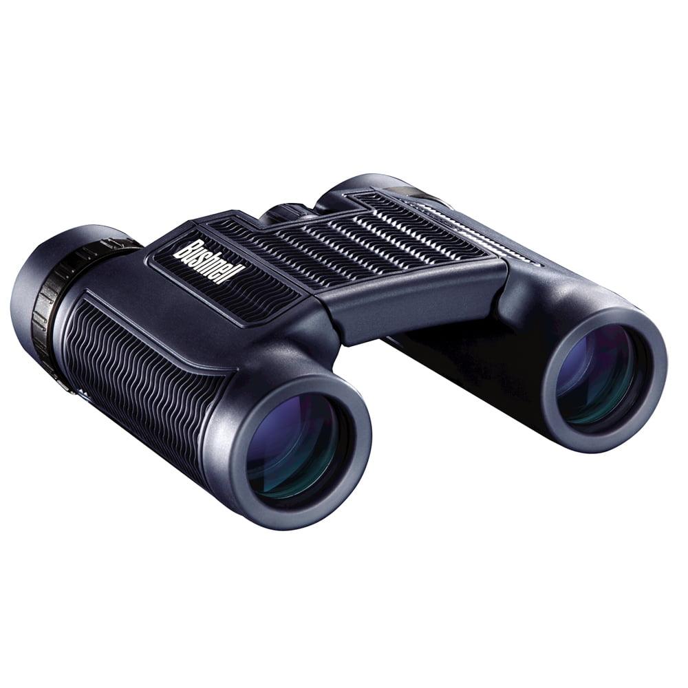 Bushnell H2O Waterproof Binocular 10X25 BAK-4-Black by Bushnell