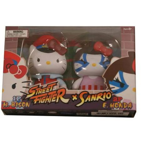 Hello Kitty Street Fighter 2 Figure Pack M.Bison & E.Honda](Hello Kitty Stormtrooper)