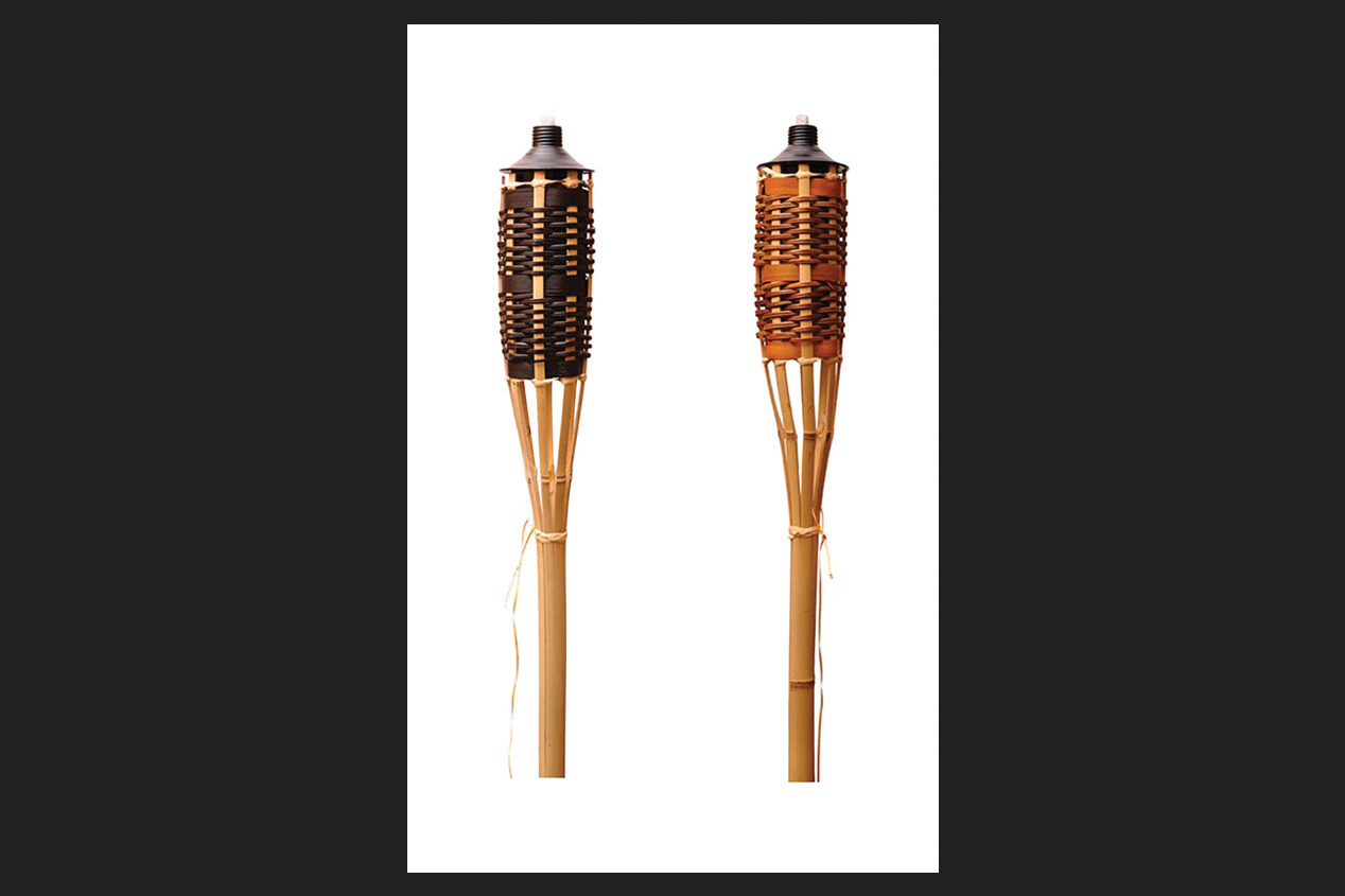 Bond Manufacturing Bamboo Torch Outdoor Lighting by Bond Manufacturing