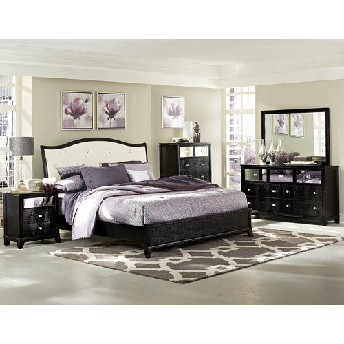 Woodhaven Hill Jacqueline Panel Bed