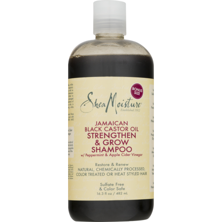 Jamaican Black Castor Oil Strengthen Re Shampoo Moisturizes Scalp And Softens Thick Curly