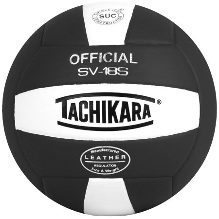 Institutional quality Composite VolleyBall, Black-White, Built using our durable Single Unit Construction® method makes it an affordable and reliable volleyball in.., By Tachikara - I Love Volleyball