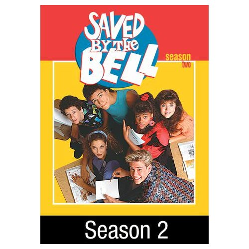 Saved By The Bell: Season 2 (1990)