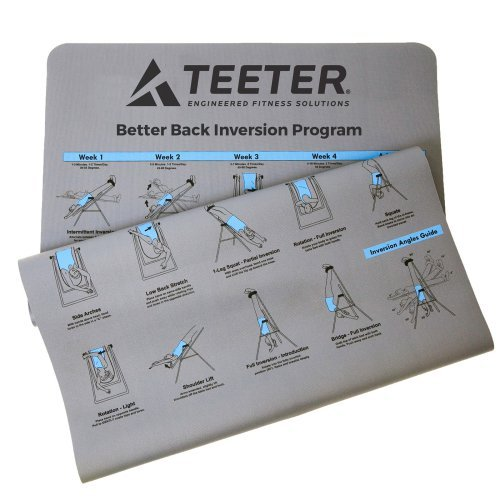 Teeter Better Back��� Inversion Program Mat