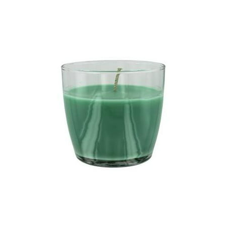 Candle-lite 3671319 7. 25 Oz Green Mint Renew Eucalyptus & Thyme Jar Candle Pack Of 3