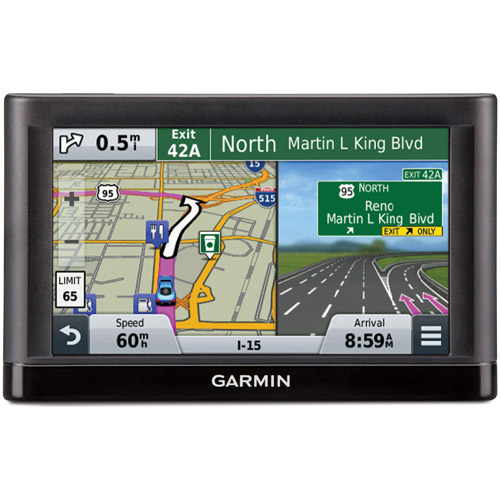 "Garmin 010-01198-00 Nuvi55 5"" Automotive GPS With Preloaded Street Maps New"