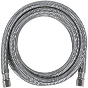 Certified Appliance Accessories IM96SS Steel Ice Maker Connector, 8ft
