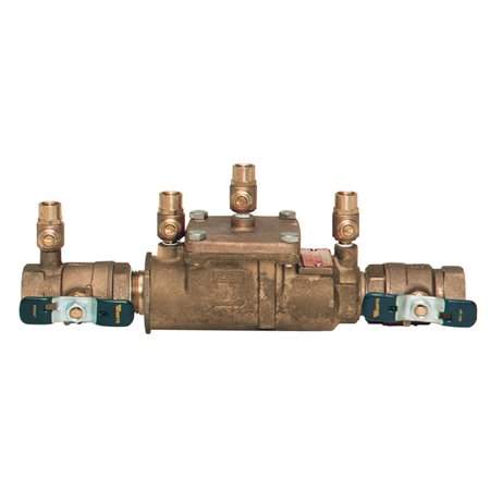 Watts 63234 LF007 1-1/2in Lead Free Double Check Valve Assembly ()