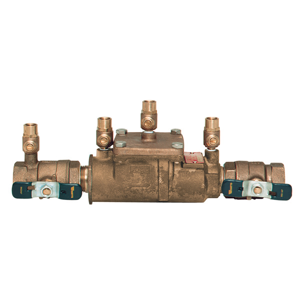 """Watts 63234 LF007 1-1/2"""" Lead Free Double Check Valve Assembly"""