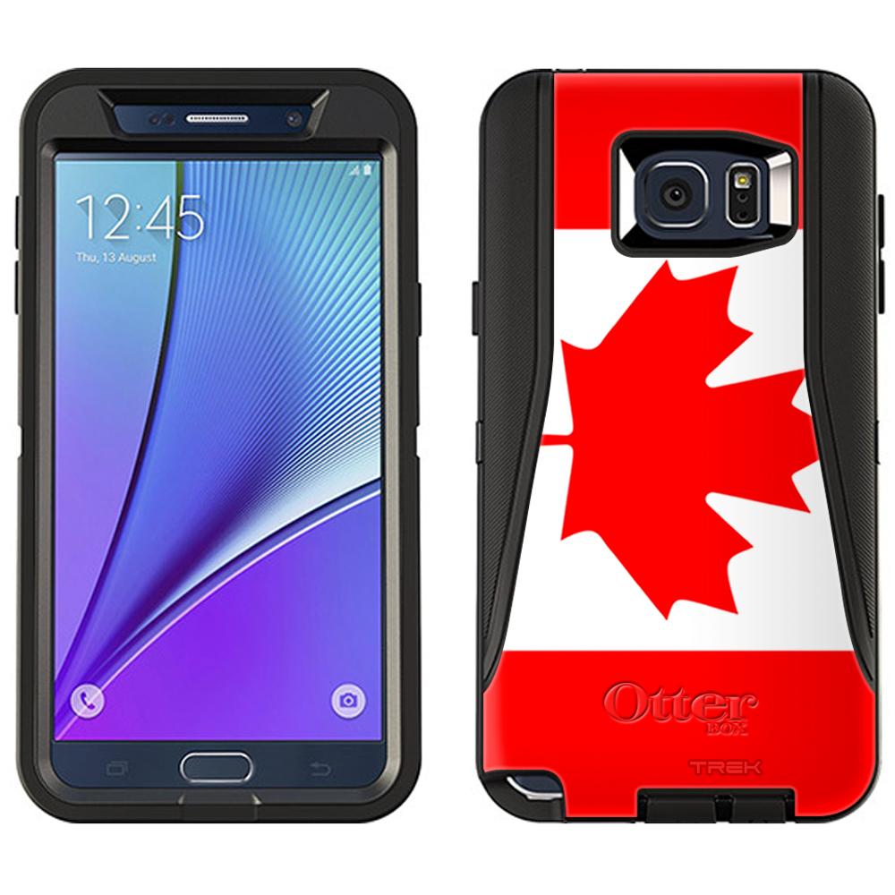 OtterBox Defender Samsung Galaxy Note 5 Case - Canada Fla...