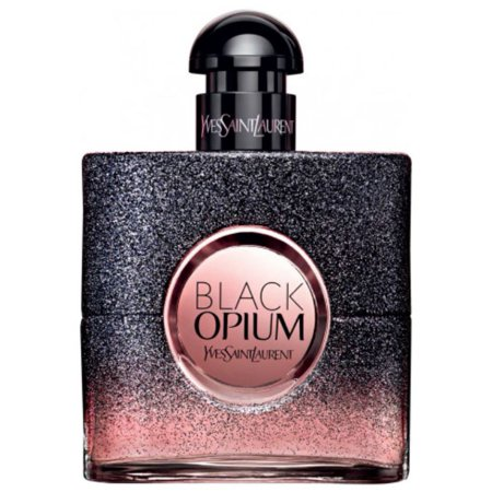 Yves Saint Laurent Black Opium Floral Shock Eau de Parfum, Perfume for Women, 3
