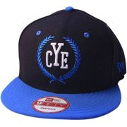 Close Your Eyes Men's  Black And Blue Baseball Cap Blue