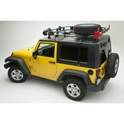 Surco Jeep Hard Top Adapter 1997-2006 TJ Black J500