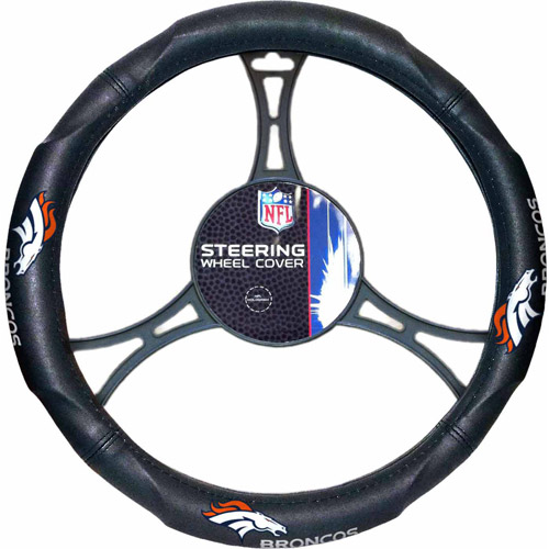 NFL Steering Wheel Cover, Broncos