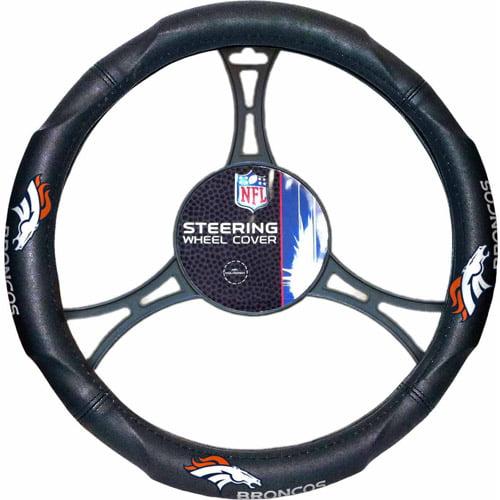 NFL Steering Wheel Cover, Broncos