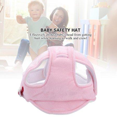 Sonew Casquette de protection anti-collision pour bébé, casque de sécurité pour bébé, casque de sécurité pour bébé, chapeau de sécurité pour bébé - image 5 de 9
