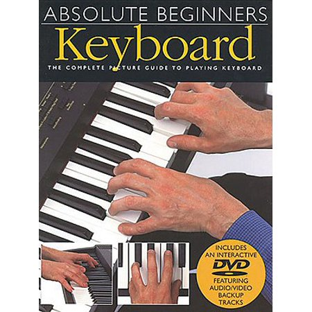 Absolute Beginners - Keyboard : Book/DVD Pack (Keyboard Instruction Software)