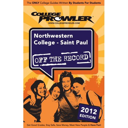 Northwestern College: Saint Paul 2012 - eBook - Saint Paul College Card