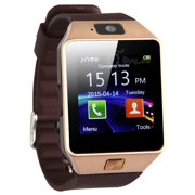 Bluetooth Smart Watch Wrist Watch Phone Mate with Camera For iPhone Android Smart Phones
