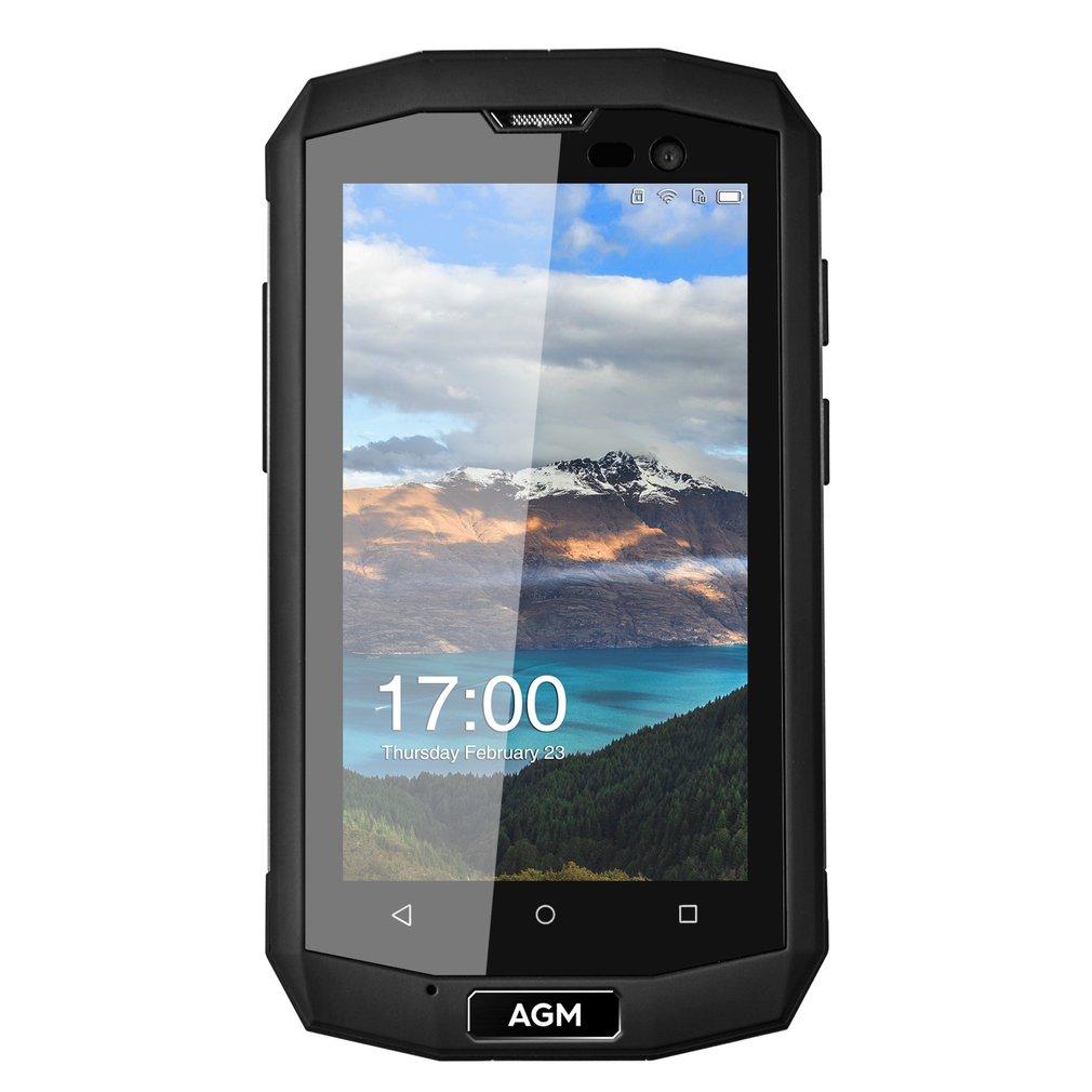 "Mini Smartphone, Original AGM A8 IP68 Waterproof 4"" Mobile Phone HD 1GB RAM 8"